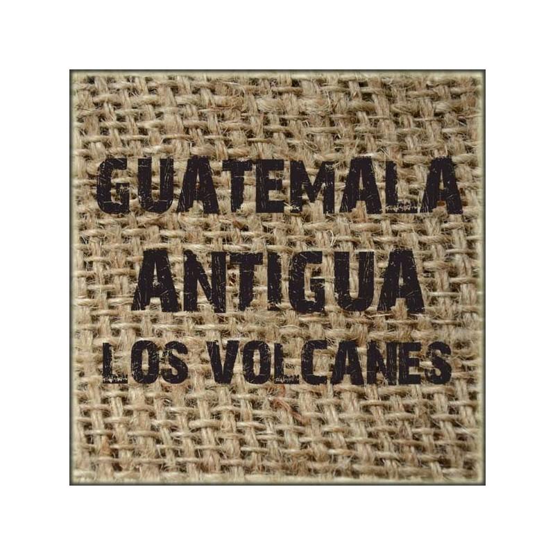 Guatemala Antigua Los Volcanes