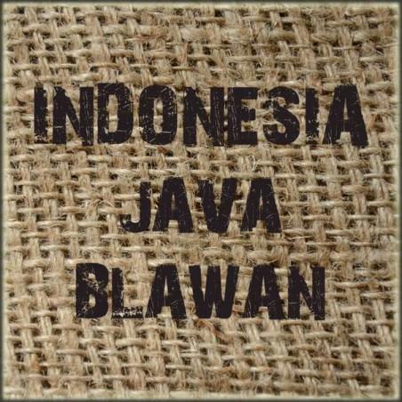 "Indonesia Java Blawan A/WP-1 ""X"""