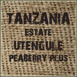 Tanzania Peaberry Plus Utengule Estate