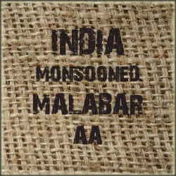 India Monsooned Malabar AA