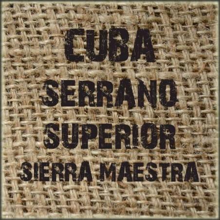 Cuba Serrano Superior 2013