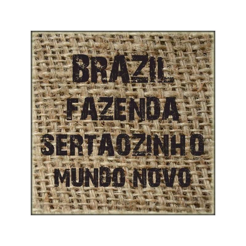 Brazil Fazenda Sertaozinho Mundo Novo