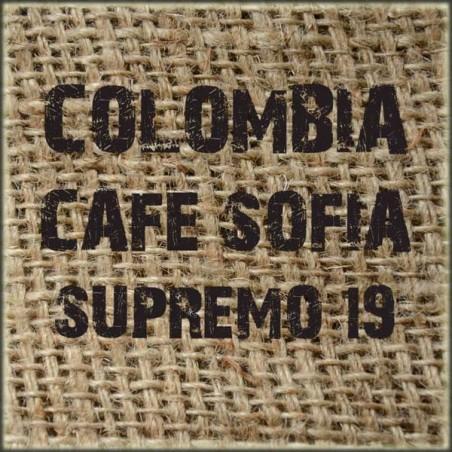 Colombia Café Sofía Supremo 19