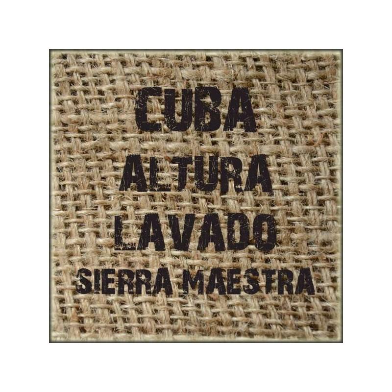 Cuba Altura Lavado Sierra Maestra