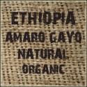 Ethiopia Amaro Gayo Natural Organic