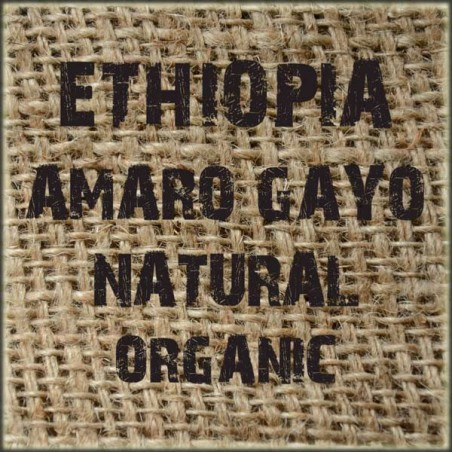 Ethiopia Amaro Gayo Natural