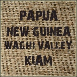 Papua New Guinea Waghi Valley Kiam