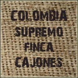 Colombia Supremo Finca Cajones