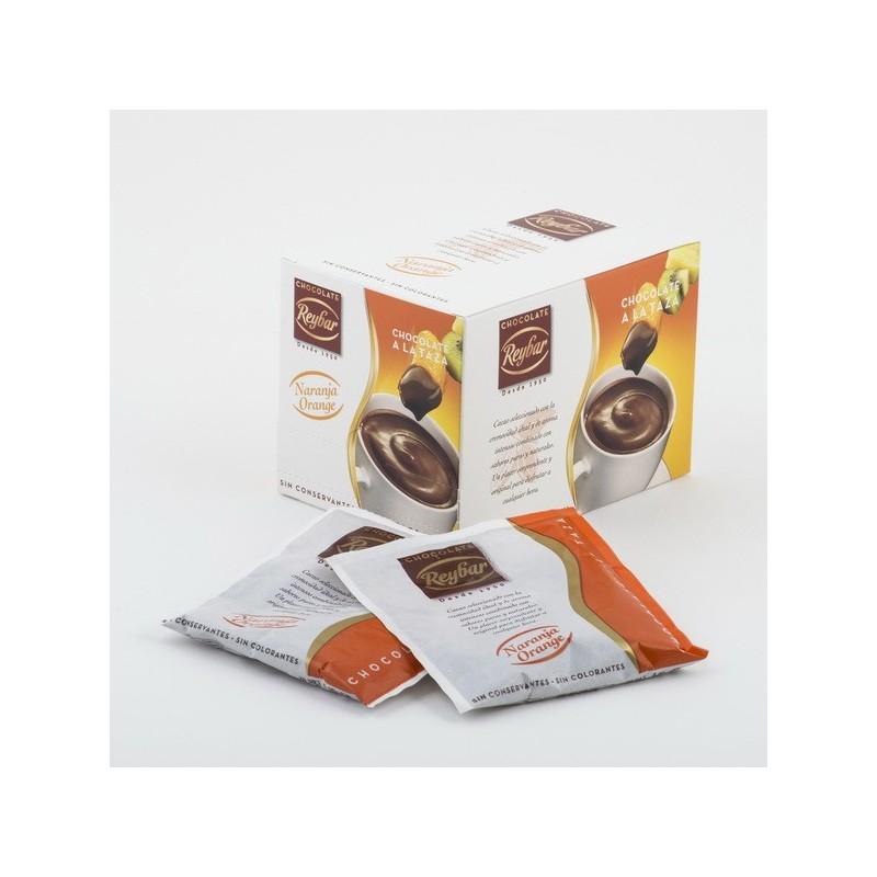 Horká čokoláda Reybar s pomerančem 30g