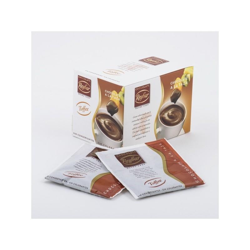 Horká čokoláda Reybar s karamelem 30g