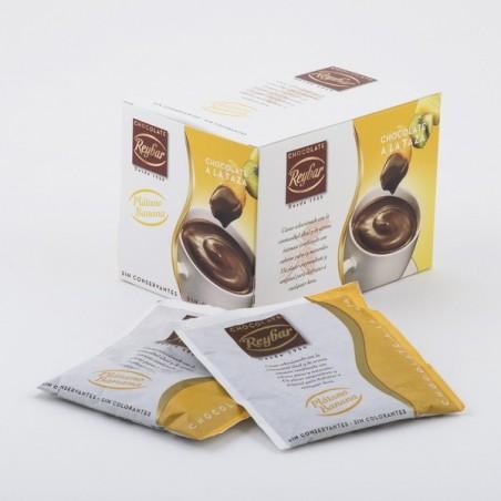 Horká čokoláda Reybar s banánem 30g