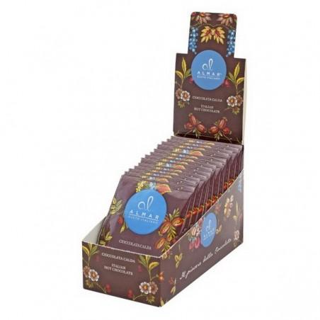 Horká čokoláda Almar s chutí Amaretto 30g