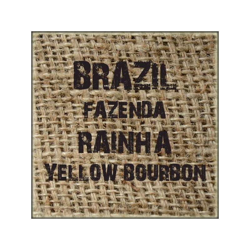 Brazil Fazenda Rainha Yellow Bourbon
