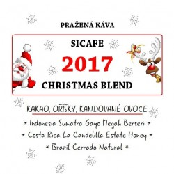 Sicafe Christmas Blend 2017