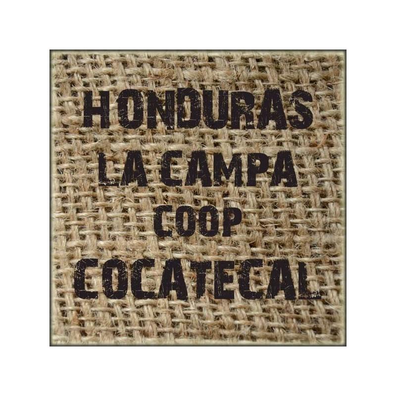 Honduras La Campa COOP COCATECAL