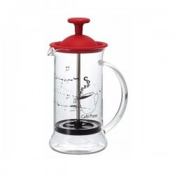French Press Hario Café Press Slim S Red