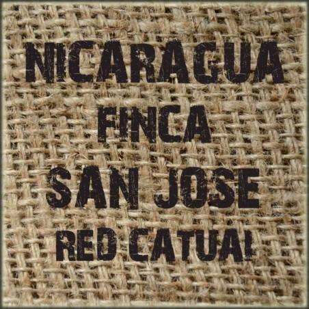 Nicaragua Finca San Jose Red Catuai